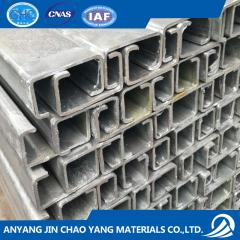HDG C Beam for Construction Industry