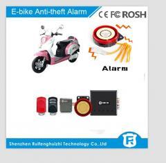 Reachfar RF-V12+ gps tracker for e-bike with Vibration Alarm