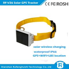 2016 newest product solar powered cow gps tracker and WIFi anti-lost tracking system