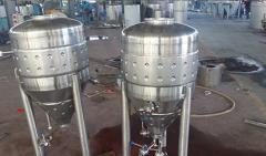 Single layer fermenter