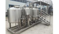 Brew house, 300L