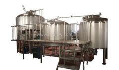 Brew house, 5000L