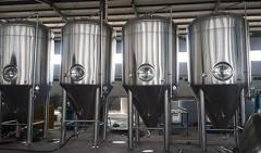 Micro Brewery system, 5000L