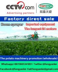 Potato Sprayer 1200L sales to world