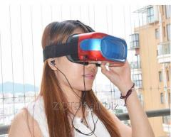 3D VR Óculos