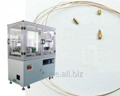 Hyperboloid socket front part assembly machine