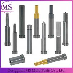 Mold punch, ejector pin, guide bush &