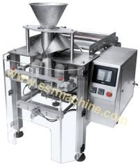 Small vertical form fill seal machine for Soft