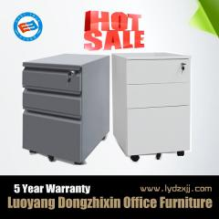 Steel office furniture cabinet for staff three