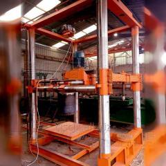 异型石材仿形钻孔一体加工机械