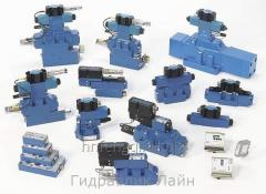 Rexroth proportional hydraulic valve