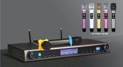SA-880 UHF Professional Dual Channels Wireless
