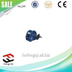 High-speed hydraulic winch crane