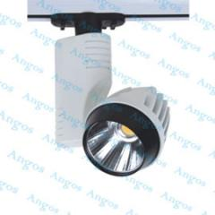 LED track spot light shop gallery factory price