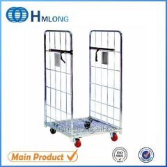 BY-07 Collapsible storage steel warehouse roll