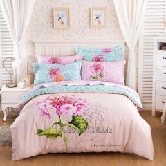 Tekstylia, rozprzestrzenianie łóżko, pościel