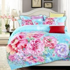 Cotton Bed sheet 60x60 173x121 satin