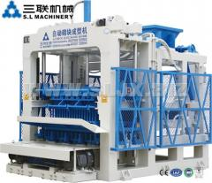 Ecomaquinas interlocking brick block machines