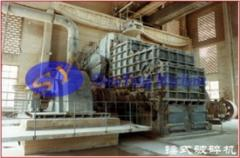 Hammer crusher mining machine