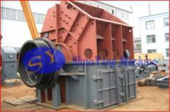 Impact crusher mining machine