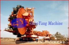Mining machine, cement machine