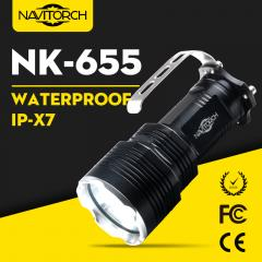 Ultra Bright Xm-L T6 LED Waterproof Rechargeable