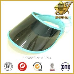 Dark Brown Rigid PVC Sheet for Sun Hat