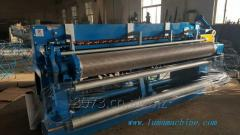 Electric welded wire netting machines