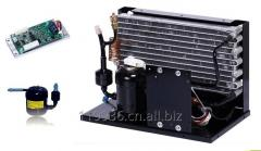 Portable DC Compressor Condensing Unit for