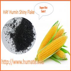 Humico acidos y fulvico acidos abono