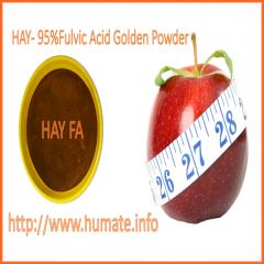 Fulvico acidos 100% Solubilidad del agua