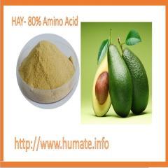 Aminoácidos, aminoácidos fertilizante soluble en agua