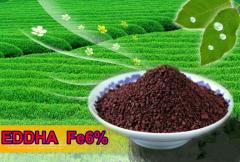 EDTA FE OR EDDHA FE 6% fertilizer