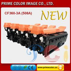 Color Toner Cartridge CF360A for HP Toner