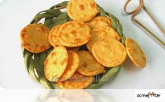 Thin Round Rice Crackers (AF-TRRC)