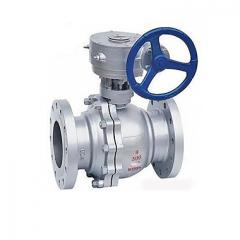 Floating type metal sealing ball valves apply for