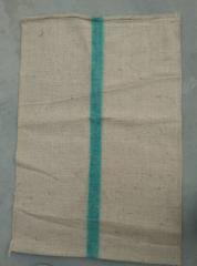 New or used 60*100 jute sacking bags 50kg food use