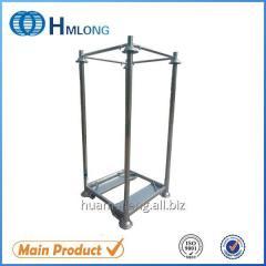 M-6 Big bag stödja industriella vikbar stål