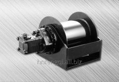 Hydraulic winch Ship