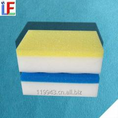 Household Products PU Magic Sponge Eraser Cleaning Melamine