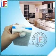 Innovative Products Home Using 3 Layers Soap Inbulit Kitchen Cleaning Sponge