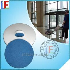 Muti-Function No Hurt Hands Products Melamine Foam Floor Cleaning Sponge