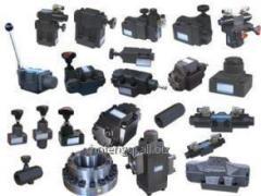 Hydraulic valves Hydraulic valves Mill
