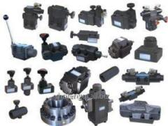 Hydraulic valve hydraulic valve pneumatic