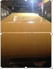Wood Grain Printed PPGI Steel Coil