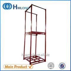 Nestainer Industrial metal storage pallet stacking
