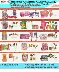 Lollipop Candy factory from China