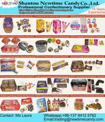 Chocolate candy factory from China