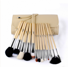 MSQ 13 Piece Goat Hair Makeup Brush set
