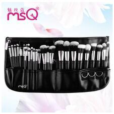 MSQ 29 Piece high quality two-tone hair makeup brush set